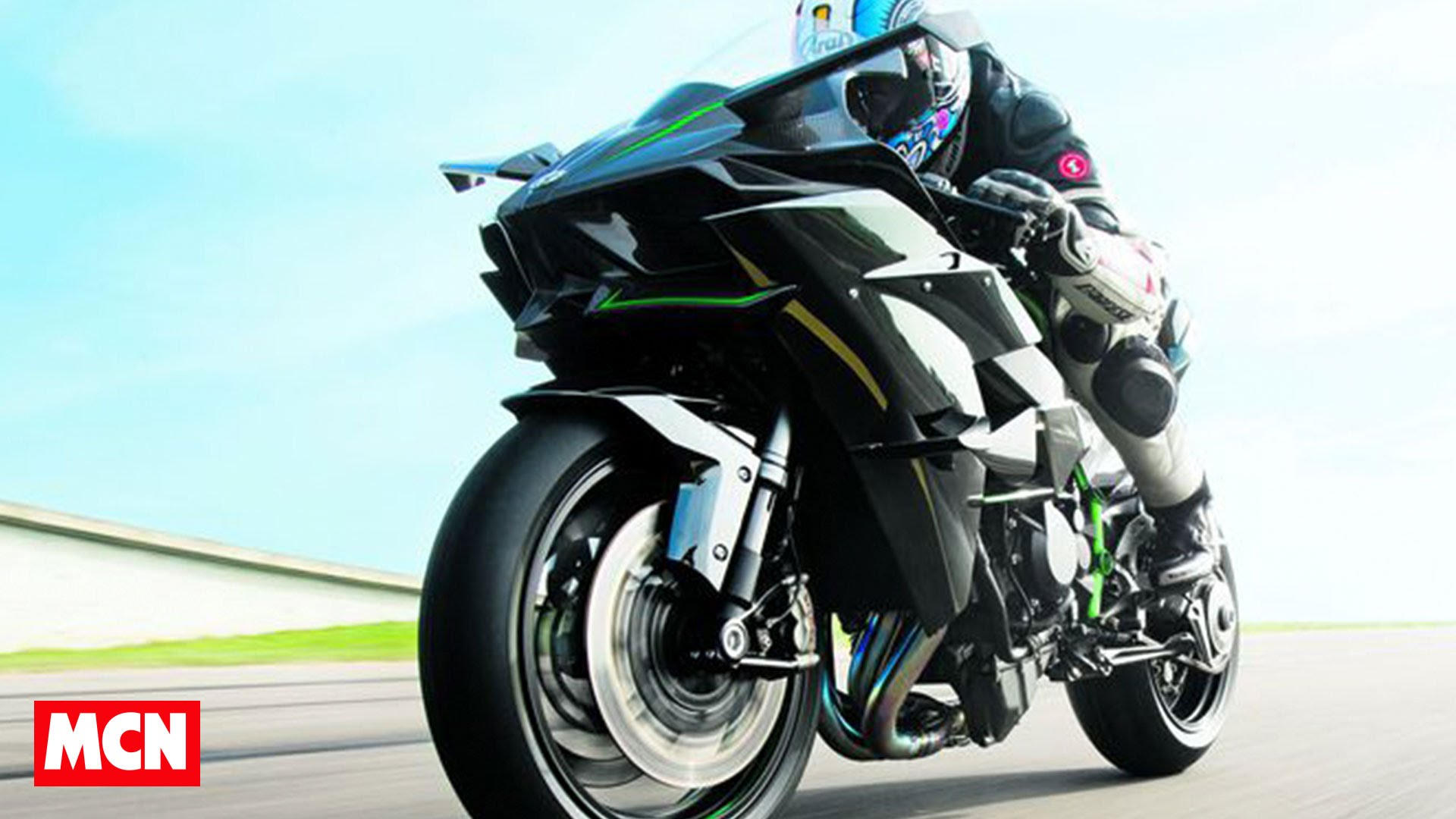 Kawasaki H2r For Sale >> The 250Hp Kawasaki H2R Is A Literal Demon On The Streets! - Legendary Motorcycles