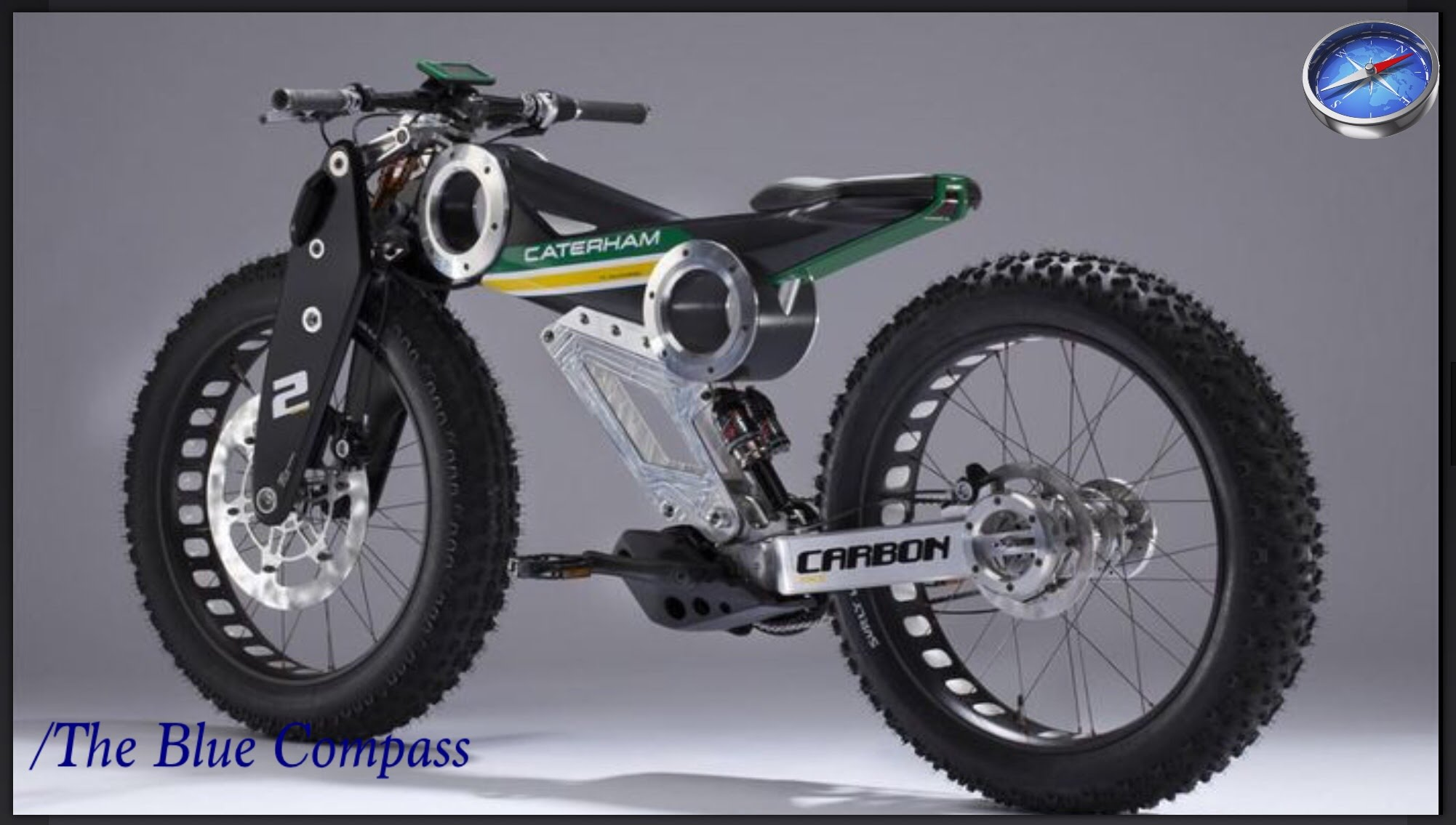 The Caterham Carbon E Bike Is A Mighty Electric Bike That Will