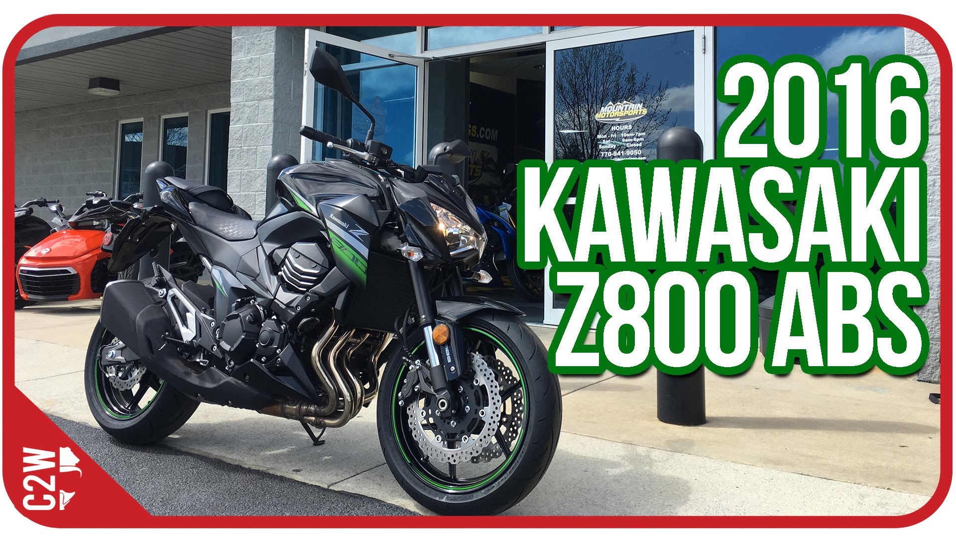The Fierce New Kawasaki Z800 Abs Is An Epic Ride To Dominate The