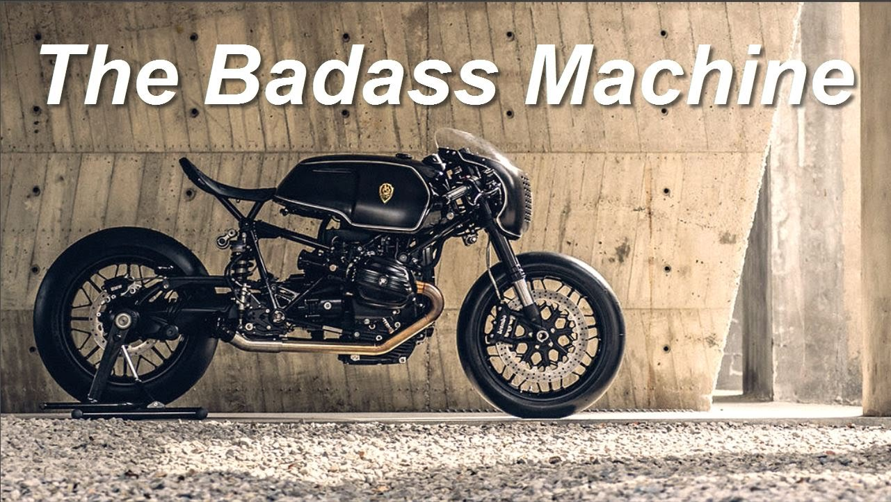 In This Video We Check Out A Beautiful European Inspired Custom Cafe Racer