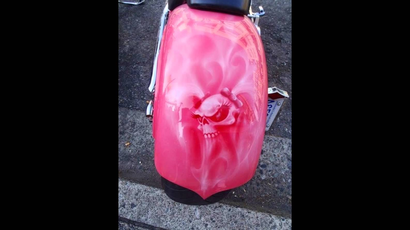 Check Out These Incredible Custom Motorcycle Paint Ideas Legendary Motorcycles