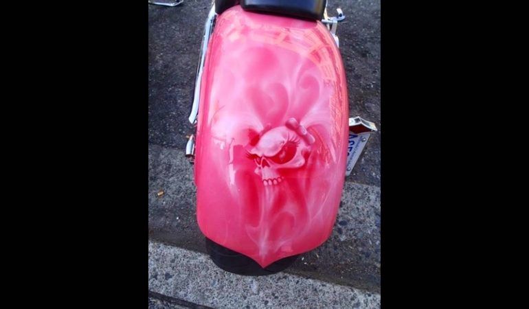 Check Out These Incredible Custom Motorcycle Paint Ideas