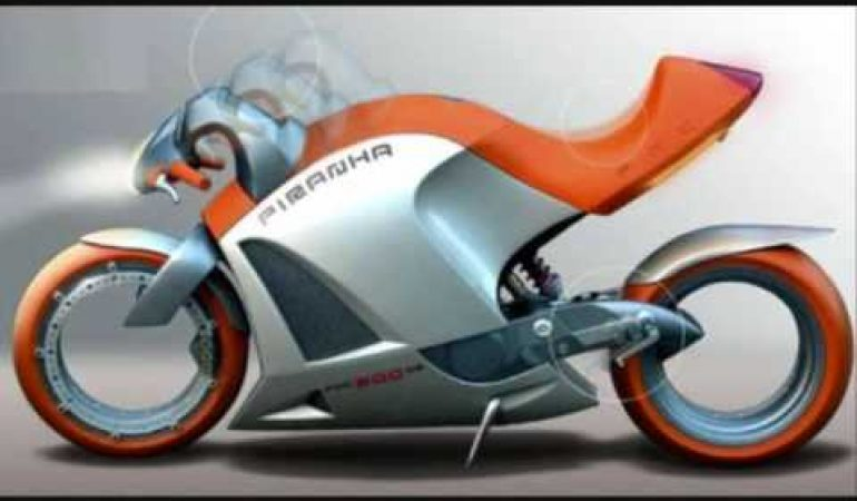 You Won't Believe These Top 30 Futuristic Japanese Bikes